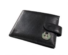 Gordon Highlanders - Leather wallet